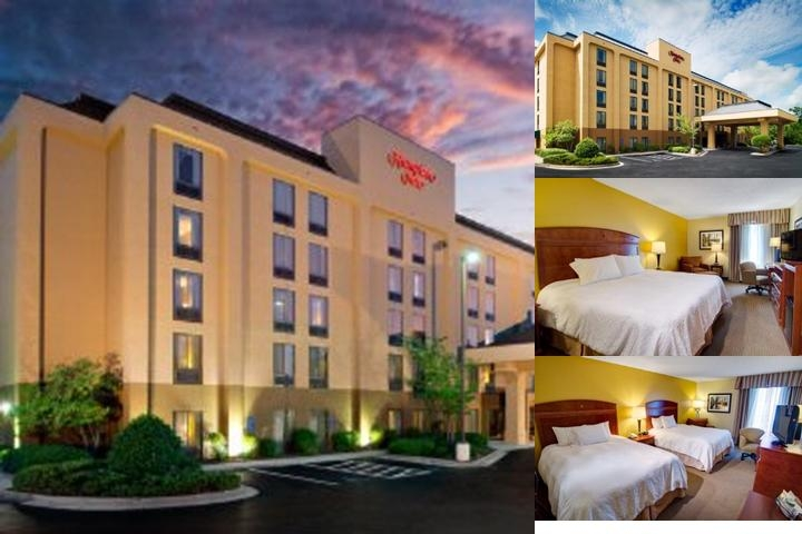 Hampton Inn Northeast photo collage