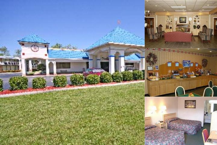 Days Inn Greensboro photo collage