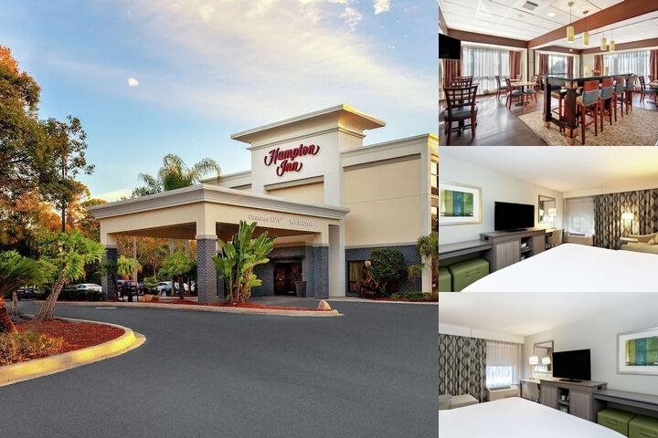 Hampton Inn Melbourne photo collage