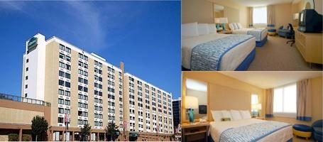 La Quinta Inn & Suites at Lax photo collage