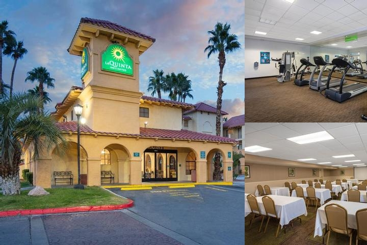 La Quinta Inn & Suites Convention Center Las Vegas photo collage