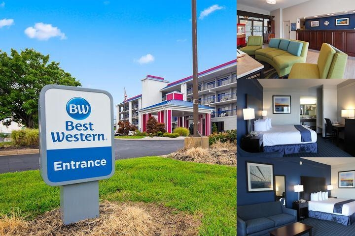 Best Western Kent Narrows Inn Photo Collage