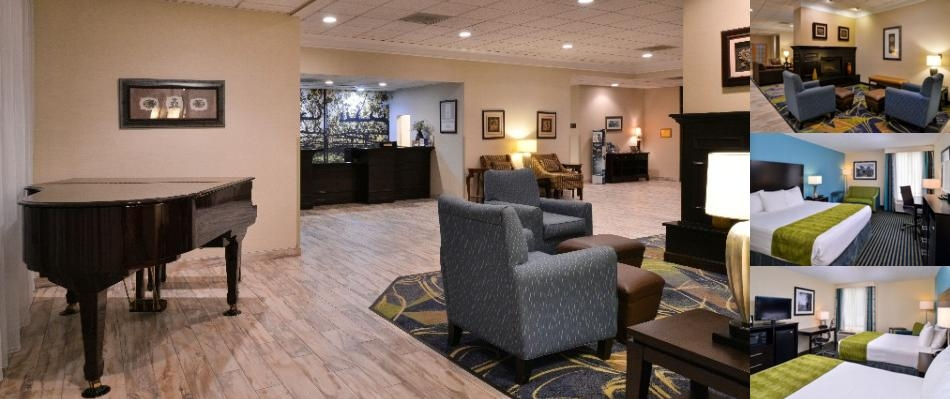 Best Western Leesburg Hotel photo collage