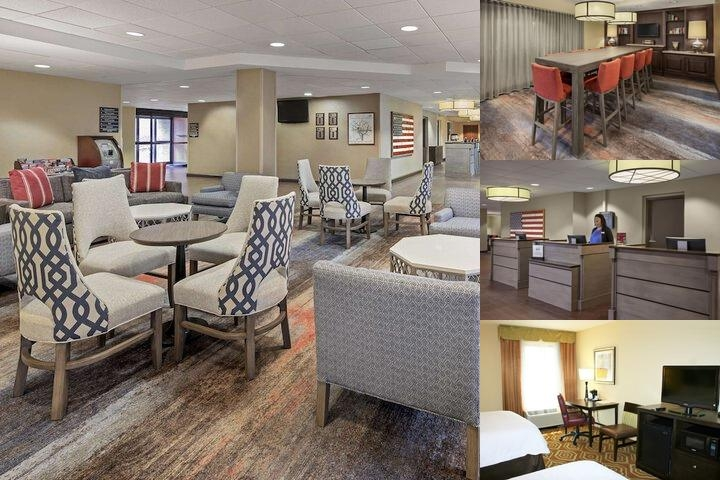 Hampton Inn & Suites Alexandria Old Town Area photo collage