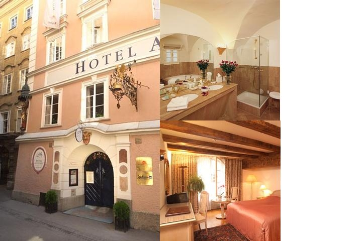 Radisson Blu Altstadt Hotel photo collage