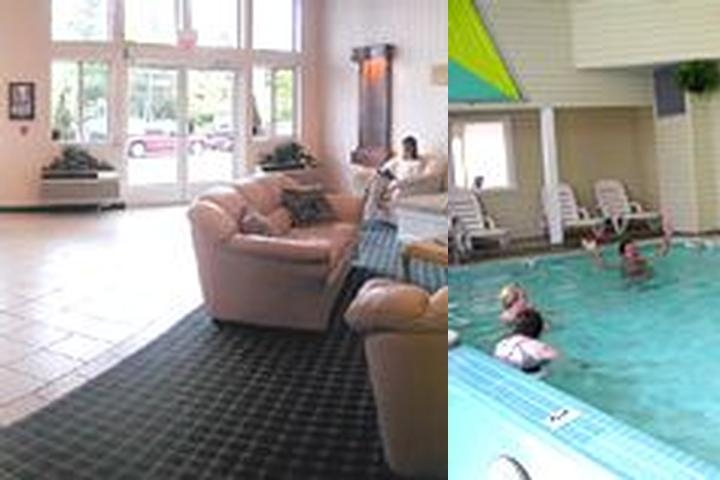 Traverse Bay Lodge photo collage