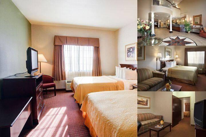 Quality Inn & Suites Near University photo collage