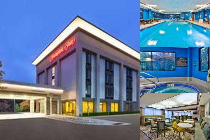 Hampton Inn Traverse City photo collage