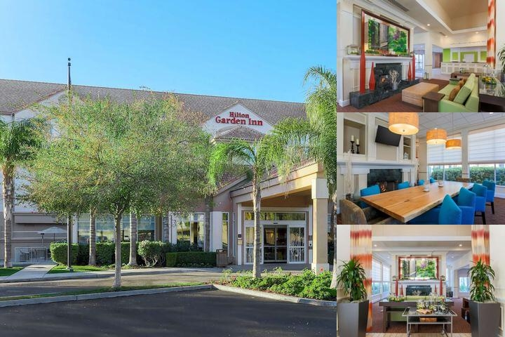 Hilton Garden Inn Bakersfield photo collage