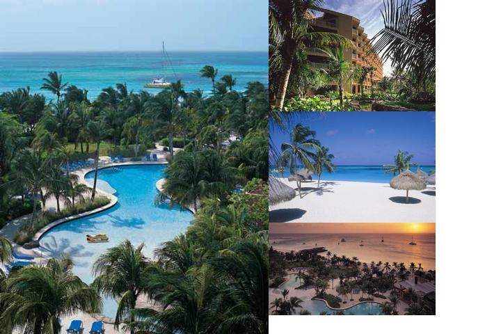 Radisson Aruba Resort Casino & Spa photo collage
