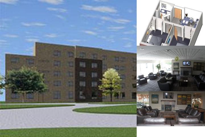 St. Clair Residence & Conference Centre photo collage