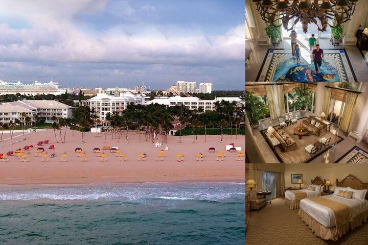 Lago Mar Resort & Club photo collage