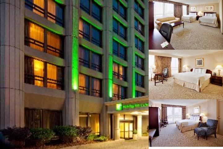Holiday Inn & Suites Ottawa photo collage