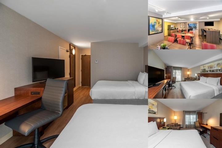 Comfort Inn Winnipeg Airport photo collage