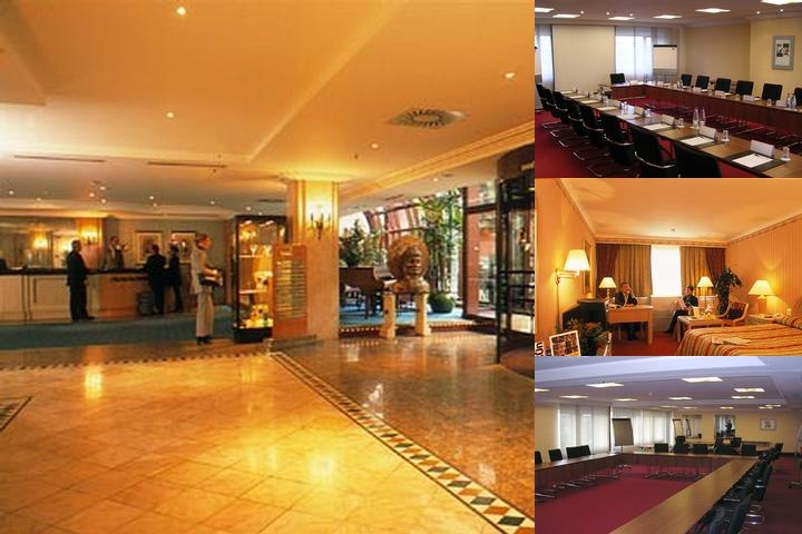 Holiday Inn Brussels City Centre photo collage