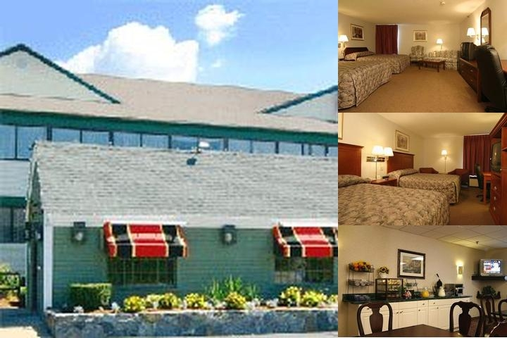 Comfort Inn Nashua photo collage