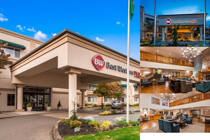 Best Western Plus Edmonds Harbor Inn photo collage