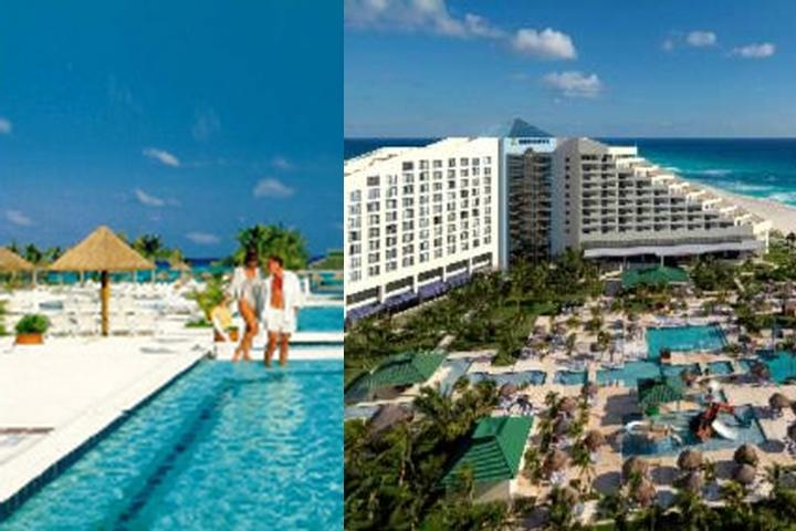 Hilton Cancun Beach & Golf Resort photo collage