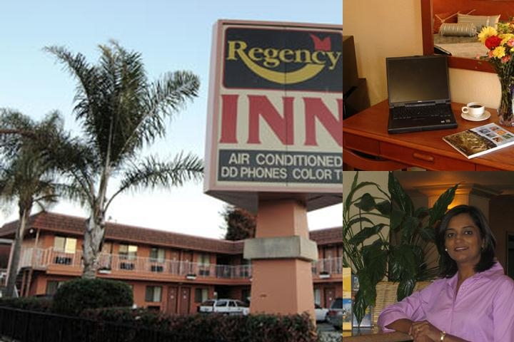 Regency Inn photo collage