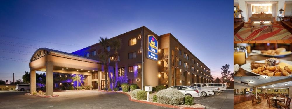 Holiday Inn Express Tempe photo collage