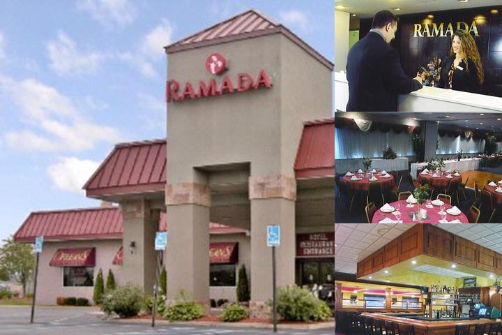 Ramada Inn Downriver photo collage