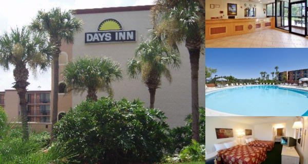Days Inn Convention Center North of Seaworld photo collage