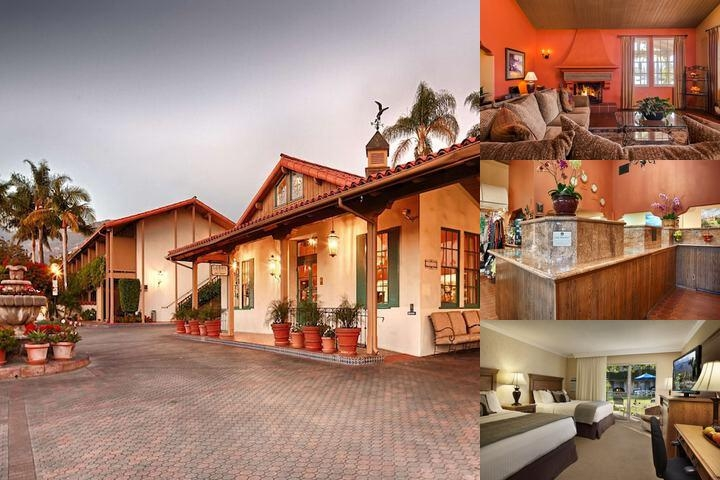 Best Western Plus Pepper Tree Inn photo collage