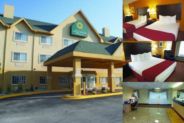 La Quinta Inn & Suites Bolingbrook photo collage