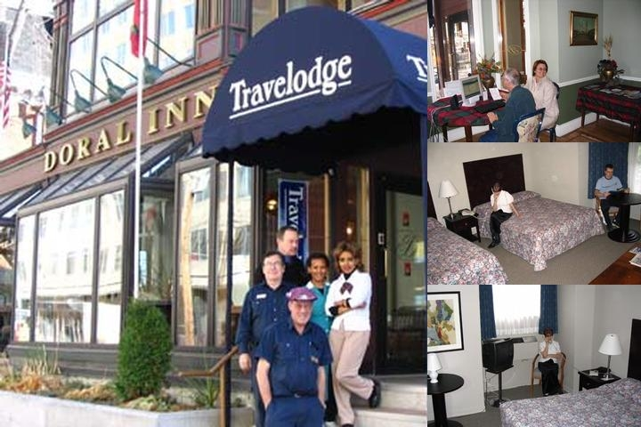 Travelodge Doral Inn photo collage