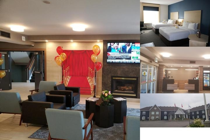 Country Inn by Carlson Oakville photo collage