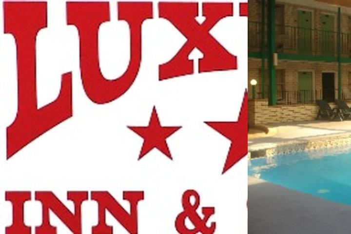 Luxury Inn & Suites Amarillo photo collage