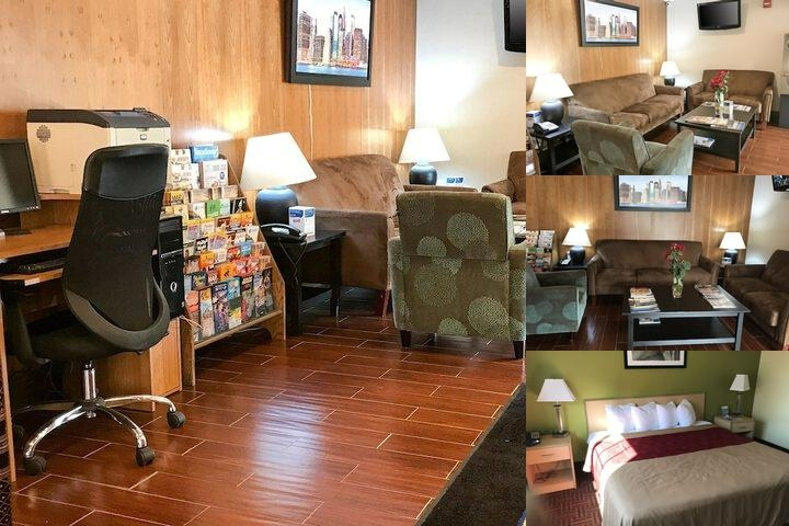Quality Inn of Gloucester City Nj / Philadelphia photo collage