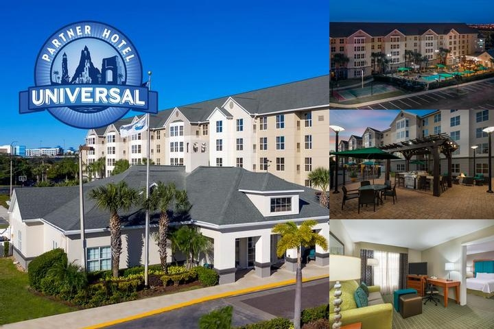 Homewood Suites by Hilton Nearest Universal Studio photo collage