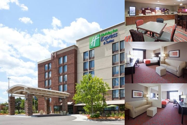 Holiday Inn Express & Suites Bloomington Mpls Arpt Area West photo collage