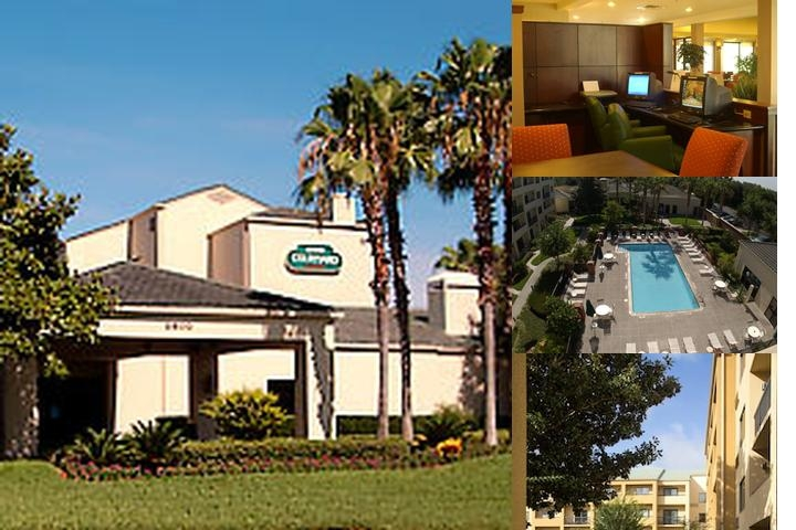 Courtyard by Marriott Orlando International Drive photo collage
