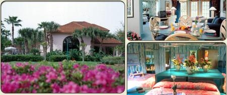 Celebrity Resorts Lake Buena Vista photo collage