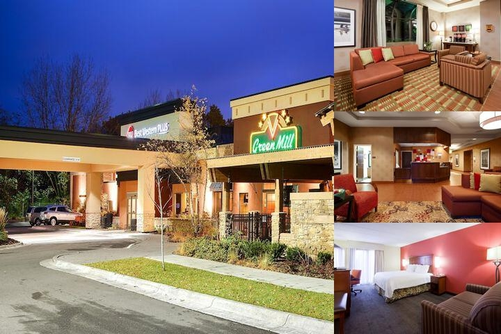 Hampton Inn North photo collage