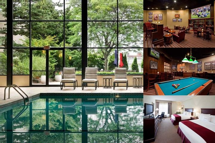 Doubletree by Hilton Boston Milford photo collage