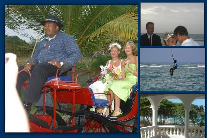 Hideaway Beach Resort Horse & Carriage Rides