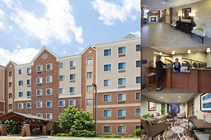 Staybridge Suites Bloomington photo collage