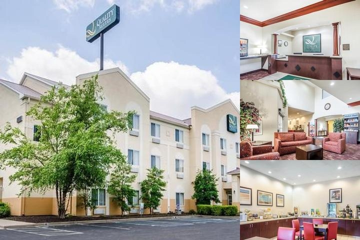 Comfort Suites La Grange photo collage