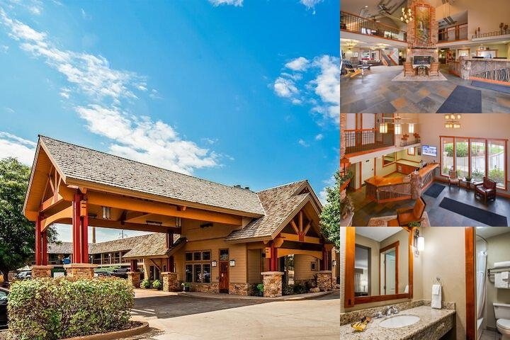 Best Western High Country Inn photo collage