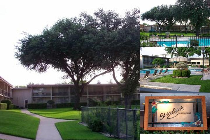 Four Points Sheraton Austin photo collage