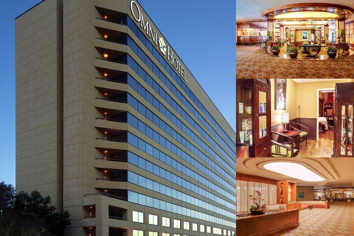Omni Austin Hotel at Southpark photo collage