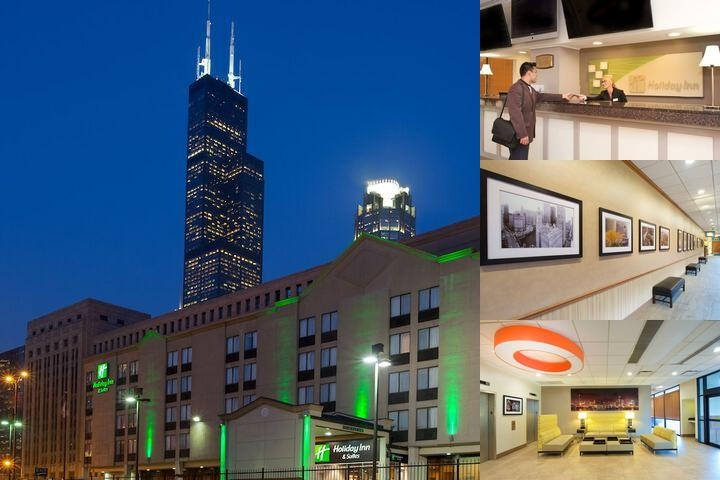 Holiday Inn Hotel & Suites Chicago Downtown photo collage