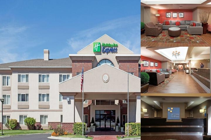 Holiday Inn Express & Suites Ogden photo collage