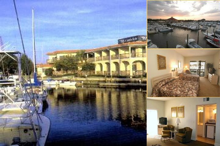 The Inn at Camachee Harbor photo collage