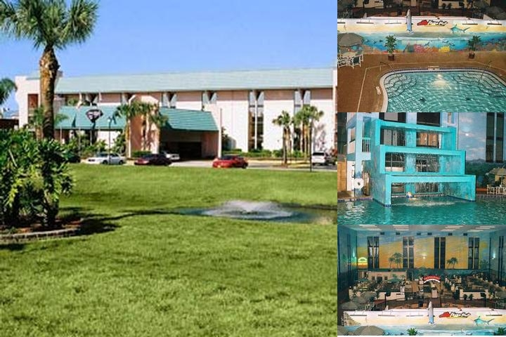Amerihost Resort Maingate photo collage