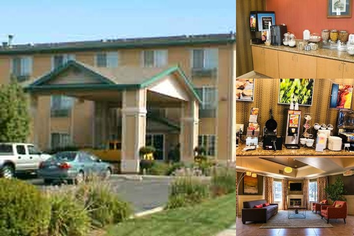 Best Western Plus Rama Inn photo collage