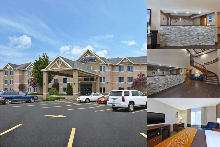 Comfort Inn & Suites Taylor photo collage